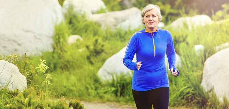 Keeping Active in Middle Age May Help Cut Breast Cancer Risk