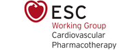 ESC Working Group Cardiovascular Pharmacotherapy logo